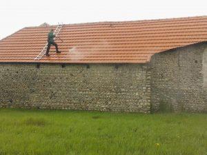 entretien de toiture à Tarbes